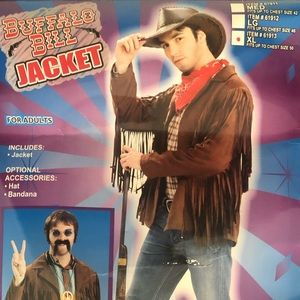 Other - Buffalo Bill/Cowboy Jacket
